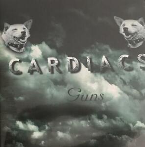 CARDIACS Guns LP VINYL UK Alphabet 2015 12 Track In Gatefold Sleeve - Sealed