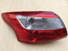2012 2013 2014 Ford Focus Sedan Tail Light Driver Left Lamp Taillight