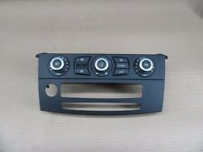 BMW OEM E60 E61 LCI AIR CONDITION UNIT AUTOMATIC CLIMATE HEATER CONTROL UNIT #6