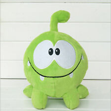 Cut The Rope Candy Monster Om Nom Plush Toy Soft Doll 20cm Mini Figure Gift