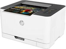 HP Color Laser 150a, Farblaserdrucker, Druckauflösung 600 dpi, weiß, BRANDNEU
