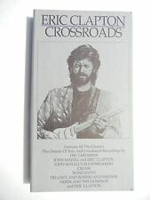 ERIC CLAPTON ♫ CROSSROADS ♫ 1988 NM 4 CD BOOK POLYDOR 835 261-2