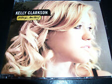Kelly Clarkson Walk Away Australian 4 Track CD Single with Remixes