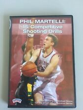 Phil Martelli:  15 Competitive Shooting Drills DVD