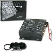 CLARION MCD360 CAR AUDIO 2/3 WAY 6-CHANNEL ELECTRONIC CROSSOVER