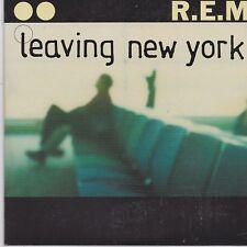 REM-Leaving New York cd single