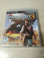 Uncharted 3 Drake's Deception PlayStation 3 PS3