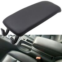 For Adi A4 S4 A6 C5 Control Leather Armrest Center Console Storage Box Cover