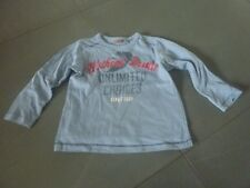 Esprit Pullover * blau-grau * Größe 92/98 * Langarm