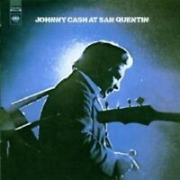 JOHNNY CASH - AT SAN QUENTIN (THE COMPLETE 1969 CONCERT)  CD 18 TRACKS NEW
