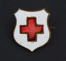 Insignia de patriótico cruz roja