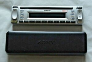 Sony CDX-L350 Car Stereo Faceplate Only w/ Carrying Case - FREE SHIPPING!!