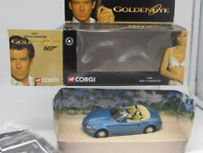 CORGI JAMES BOND 007 BMW Z3 ROADSTER w ACTION FIRING ROCKETS 'GOLDEN EYE' 04901