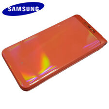 (*USED*) SAMSUNG GALAXY FOLDER 2 SM-G160N (32GB VER.) UNLOCKED PHONE (CORAL)
