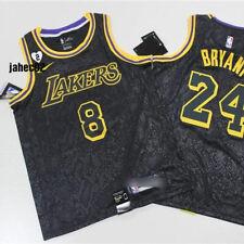 Men's #8 Kobe Bryant #24 Jersey Love Mamba