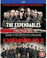 Expendables / The Expendables 2  [DVD] [Blu-ray][Region 2]