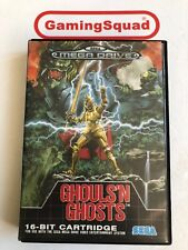 Ghouls n Ghosts Sega Mega Drive, Supplied by Gaming Squad
