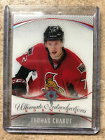 16-17 UD Ultimate RC Rookies Introductions #66 THOMAS CHABOT