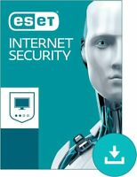 ESET INTERNET SECURITY 2020 ( 1 YEAR , 1 DEVICE) Globale Key