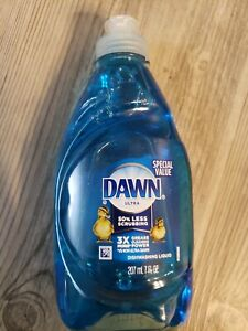 Dawn Ultra Dish Washing Liquid Kitchen Cleaner 7oz 1