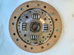 Ford Corsair V4 Clutch Driven Plate