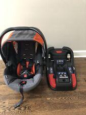 Bob Britax B-Safe 35 Infant Car Seat & Base