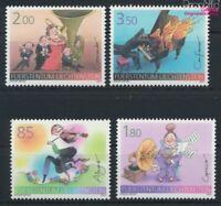 Liechtenstein 1438-1441 (kompl.Ausg.) postfrisch 2007 Musik (9063064