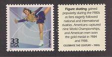Professional Figure Skating - Ice Skating - U.S. Postage Stamp - Mint Condition