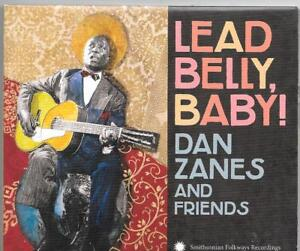 DAN ZANES & FRIENDS Leadbelly, Baby BILLY BRAGG CHUCK D VALERIE JUNE ALOE BLACC