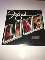 Foghat - Foghat Live Bearsville BRK 6971 VINYL LP