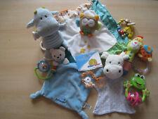 Baby Spielzeug Baby Paket Rassel Mobile Greifling Schmusetuch