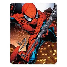 "Ultimate Spiderman 45"" x 60"" Fleece Throw"