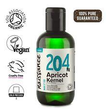Huile Végétale de Noyau d'Abricot BIO 100ml - 100% Pure et Naturelle