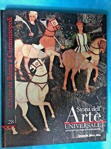 Storia dell'ARTE UNIVERSALE - L'Arte da Roma a Co.. vol.28 - Corriere della Sera