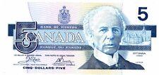 Canada ... P-95a … 5 Dollars … 1986 … *UNC*.