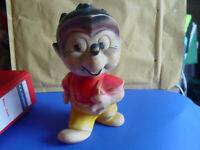 uralte Rolf Kauka Figur, Stops, 24 cm groß, selten,  schön !!!