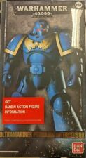 Warhammer 40k Bandai Space Marine Intercessor Action Figure (NEW IN BOX)