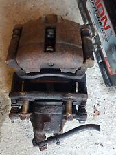 MG f tf front brakes