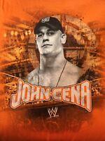 Men's>>Shirt>>World Wrestling>>Size 14/16>>John Cena>Short Sleeve T-Shirt>Cotton