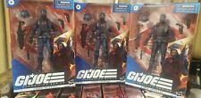 THREE GI Joe Classified Cobra Infantry. NEW.