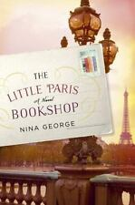 The Little Paris Bookshop: A Novel by George, Nina in Used - Like New