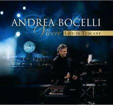 NEW Vivere Live in Tuscany [CD/DVD] (Audio CD)