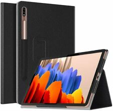for Samsung Galaxy Tab S7 12.4in 2020 Slim Tri-Fold Cover Smart Protective Case