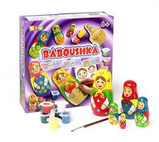 Make Your Own 5 Baboushka Dolls