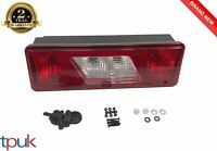 FORD TRANSIT 2.2 MK8 2014 ON LEFT TIPPER CHASSIS CAB REAR TAIL LIGHT LAMP
