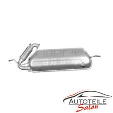 Smart Auspuff A1324900015 IMASAF Endtopf ForTwo 451 Coupe Cabrio 325607