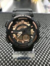 AEQ-110W-1A3 Casio Men's Watches Resin Band Digital Analog