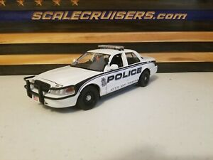 Lake City Tennessee    Police  Vehicle Decals 1:24
