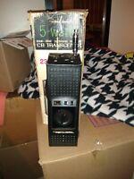 Vintage Realistic 5 Watt TRC-101B 23 Channel Portable CB Transceiver