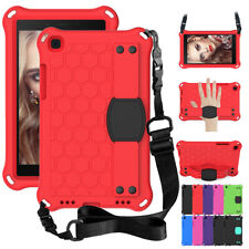 For Samsung Galaxy Tab A 8.0 10.1 Inch Shockproof Stand Handle Armor Case Cover